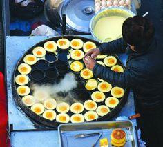 Day 71: Urumchi Urumqi Uruemqi Urumuqi, Sinkiang Xinjiang Uygur Autonomous Region, China, night scene view, roasted mutton cubes kebab kebabs on spit skewer, Barbecue, BBQ, Dried Fruit Fruits, Bread Breads, Chinese Food Foods, Silk Road Route, International Grand Bazaar, Flea Market