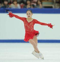 Satoko Miyahara - NHK Trophy 2015