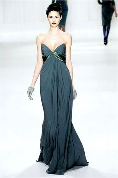 Elie Saab - Fall Winter 2009/2010 Ready-To-Wear - Shows - Vogue.it