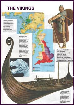 History of the VIkings ☮ * ° ♥ ˚ℒℴѵℯ cjf European History, British History, Ancient History, Viking Facts, Eslava, Medieval, Nordic Vikings, Germanic Tribes, Viking Life