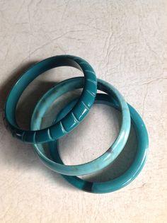 Bakeliet armbanden