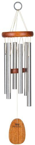 Wind Chimes - Woodstock Small Amazing Grace Chime Inspirational Collection ** More info could be found at the image url.