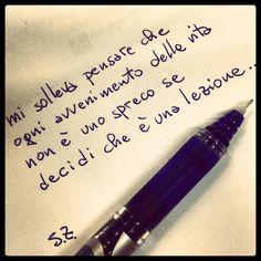 #vita #imparare