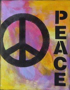 Peace Sign Art.... Peace Sign Art, Peace Signs, Pray For World Peace, Peace Fingers, Hippie Wallpaper, Feelin Groovy, Joy Art, Give Peace A Chance, Hippie Peace
