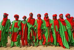 Hausa people of Sokoto, Nigeria.