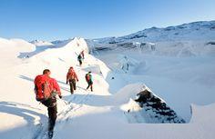 Glacier Hike Sólheimajökull Solheimajokull Cool Iceland