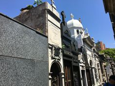 Cementerio de Recoleta