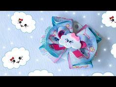 How To Make Bows, Make And Sell, Diy Fashion Hacks, Hair Bow Tutorial, Hair Bows, Hair Clips, Hello Kitty, Diy And Crafts, Strawberry Baby