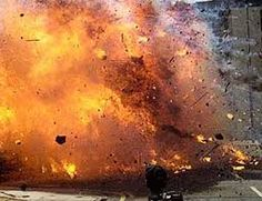 POLICE: SUICIDE BOMBERS ATTACK MAIDUGURI; 6 DIE   Blast  Today 18th Nov 2016 Suicide bombers was said to have attacked a checkpoint and bustling bus station in Nigeria's northeastern city of Maiduguri killing four of themselves and two civilian defence fighters police said. It was the fifth attack in three weeks on the city that is the birthplace of Nigeria's homegrown Islamic extremist group Boko Haram. Before 4 a.m. Friday police challenged two women and a man running toward the checkpoint…