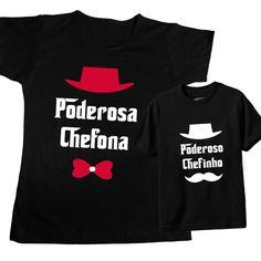 Camisetas com frases divertidas e criativas para mãe e filha ... 12b47a88a41