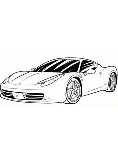 Sports Car 5 SVG Luxury Car Svg Racing Car Svg Sports Car ...