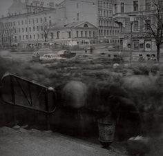 Alexey Titarenko has photographed Saint Petersburg since he was He called the series City of Shadows. Lightroom, Photoshop, Alexey Titarenko, Dada Art Movement, City Of Shadows, Haunting Photos, Dark Winter, Long Exposure, Shutter Speed