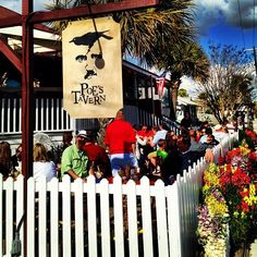 Poe's Tavern in Charleston.com's Best of 2013: Bars and Pubs