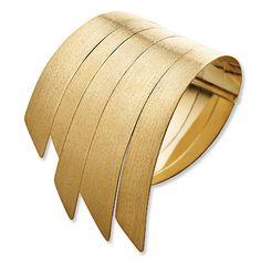 h. stern gold cuff