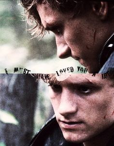 Is it weird that I can't wait for hijacked peeta? It's because I'm excited to see how well he plays the role,  becoming a totally different character