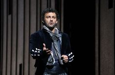 "Jonas Kaufmann as ""Otello"" at the Royal Opera House in London.  Photo: Patricia Sigerist"