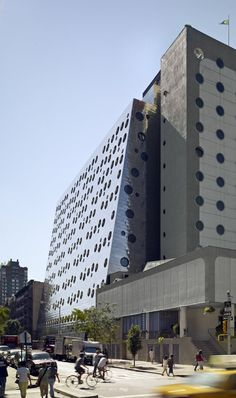 Dream Downtown Hotel, New York, 2011  by Handel Architects