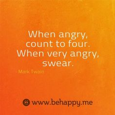 Introduction to anger management.