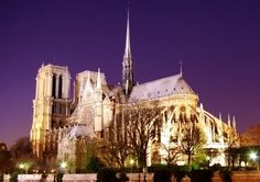 Visit the Notre Dame Cathedral, Paris