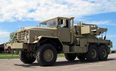 M936 Military Wrecker/Recovery Truck   Oshkosh Equipment Sales, LLC