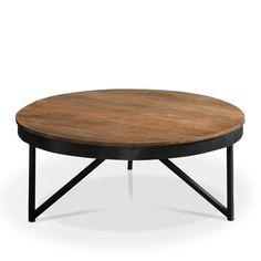 CINTA ROUND coffee TABLE