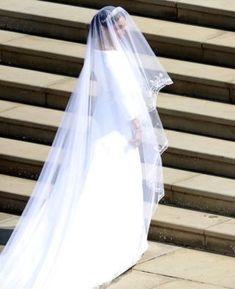 """Meghan Markle arrives at St George""""s Chapel at Windsor Castle"""