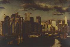 Brooklyn Bridge. Hok