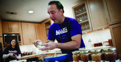 Lakewood couple launches Mölli Sauces for quick meals at home