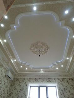 Stylish Modern Ceiling Design Ideas Get amazing Ceiling Design for your home, office and any buildin Plaster Ceiling Design, Gypsum Ceiling Design, House Ceiling Design, Ceiling Design Living Room, Bedroom False Ceiling Design, False Ceiling Living Room, Ceiling Decor, Living Room Designs, Classic Ceiling