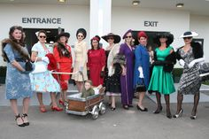 Vintage at The Goodwood revival