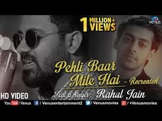 """Watch The Exclusive Recreated Evergreen Romantic Song """"Pehli Baar Mile Hai"""" Song : Pehli Baar Mile Hai - Recreated Singer : Rahul Jain Music Recreated by : R. Wynk Music, Best Nursery Rhymes, Song Hindi, Romantic Songs, Latest Music, News Songs, Hd Video, Youtube, Singer"""