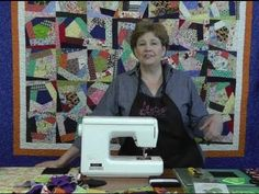 No Rhyme or Reason Needed! It's Crazy Quilt Piecing. FUN! - Keeping u n Stitches Quilting | Keeping u n Stitches Quilting
