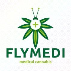 Fun Logo Design For A Medical Marijuana Dispensary