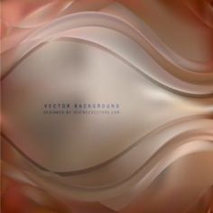 Abstract Wave Background Template #freevectors