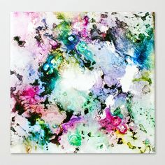 Hurricane Stretched Canvas by Kimsey Price - $85.00