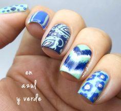 @Miss Phibes (MF Goracy). #nail #nails #nailart