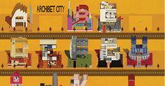 #GreenBuilding #Magazine - #Archibet: l' #alfabeto illustrato dell' #architettura