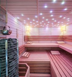 Bio sauna | Společnost Dyntar | Sauna a infrasauna – Sauny Dyntar Saunas, Bose, Blinds, Stairs, Curtains, Design, Home Decor, Stairway, Decoration Home