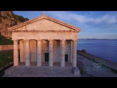 Corfu the Garden of Gods - YouTube