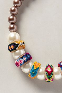Pinterest Pre-Shop: #Anthropologie June 2014 Catalog Starlight Mesa #Necklace