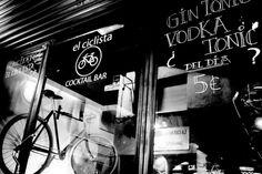 Bares temáticos: El Ciclista Cocktail Bar