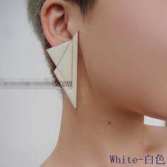 Cute geometric earrings