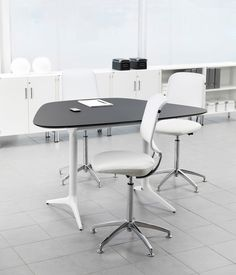 EFG HideTech is available with technology hidden inside the table but easily accessed from the desktop via the next generation of cable management. Design by Idesign. Conference Table, Conference Meeting, European Furniture, Cable Management, Office Furniture, Desktop, Dining Table, Lounge, Chair