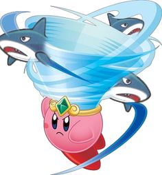 Sharknado Kirby!