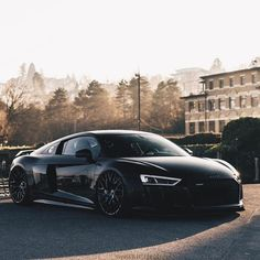 Take a expect at the best audi luxury cars inward the photos below together with instruct ideas for your outfit best audi luxury cars Maserati, Bugatti, Ferrari, Luxury Sports Cars, Exotic Sports Cars, Exotic Cars, Dodge, Allroad Audi, Carros Audi