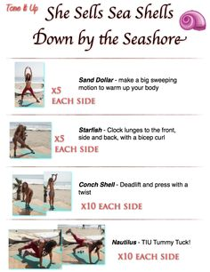 Tone it Up ab workout