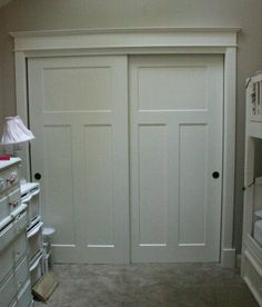 Redo Closet Doors In Bedrooms