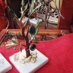 •Χειροποίητο δέντρο από μπρούτζο • #handmade #χειροποίητο Gift Wrapping, Drop Earrings, Gifts, Gift Wrapping Paper, Presents, Wrapping Gifts, Drop Earring, Favors, Gift Packaging