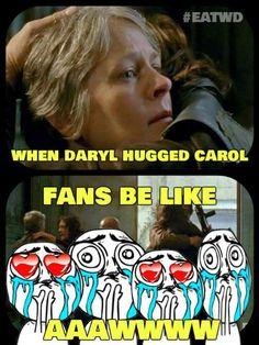 The Walking Dead funny meme Walking Dead Funny Meme, Walking Dead Quotes, Walking Dead Show, Walking Dead Tv Series, Walking Dead Zombies, Walking Dead Season, Fear The Walking Dead, Daryl And Carol, Stuff And Thangs