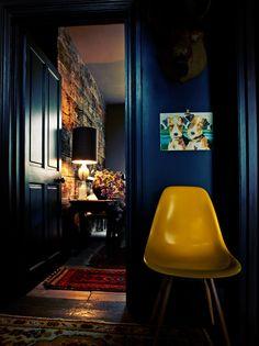 Abigail Ahern interior    Photo : Graham Atkins Hughes